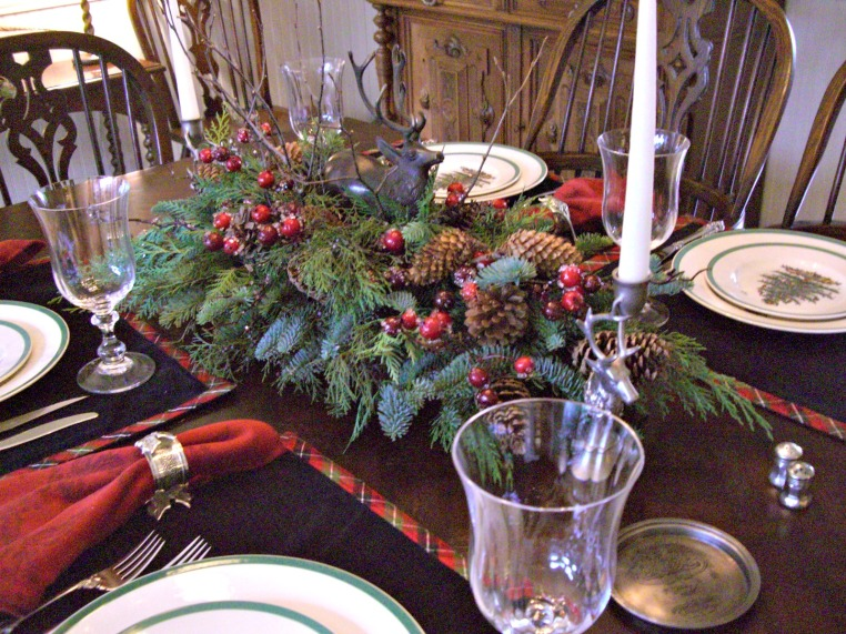 Garden, Home and Party: Table Settings of the Season