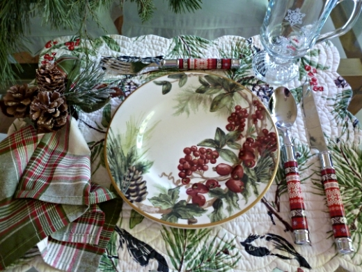Garden, Home and Party: Table Settings for the Season
