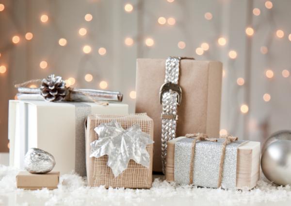 Garden, Home and Party: Gift Wrap Ideas