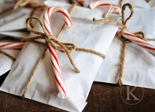 Garden, Home and Party: Gift Wrap Ideas