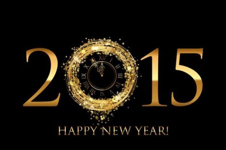 Garden, Home and Party: Happy New Year 2015
