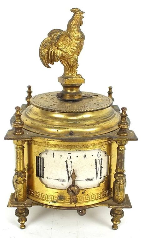 Garden, Home and Party: Mantle clocks