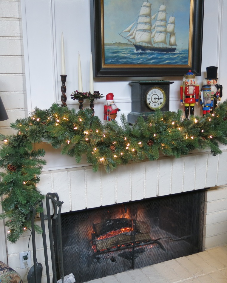 Garden, Home and Party: Mantle clock