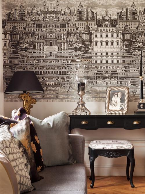 Garden, Home and Party: Wallpaper