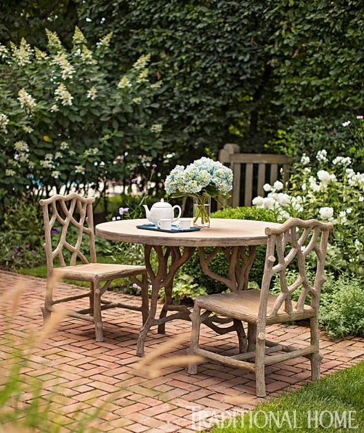 Garden, Home and Party: Reading rooms and giveaway