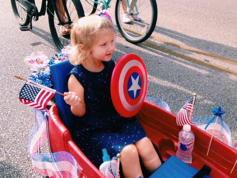Garden, Home and Party: Independence Day