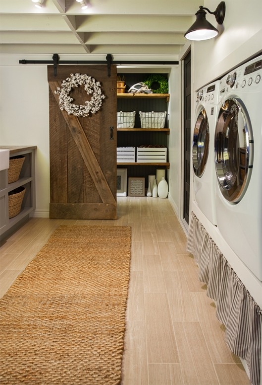 Garden, Home and Party: Laundry Rooms