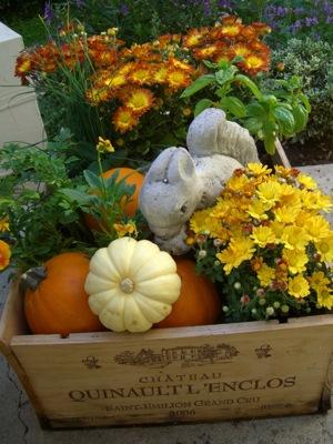 Garden, Home and Party: autumn entertaining