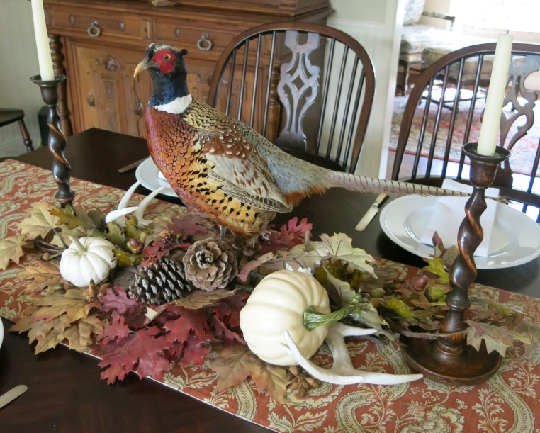 Garden, Home and Party: entertaining in autumn
