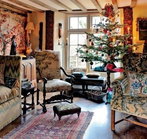 Garden, Home and Party: a simple christmas