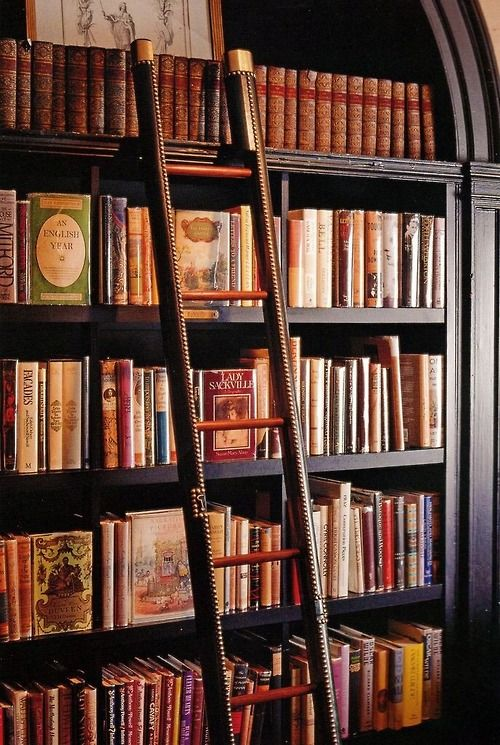Garden, Home and Party: will libraries become obsolete?