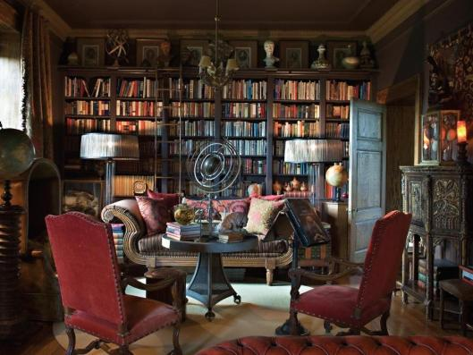 Garden, Home and Party: are libraries going to become obsolete?
