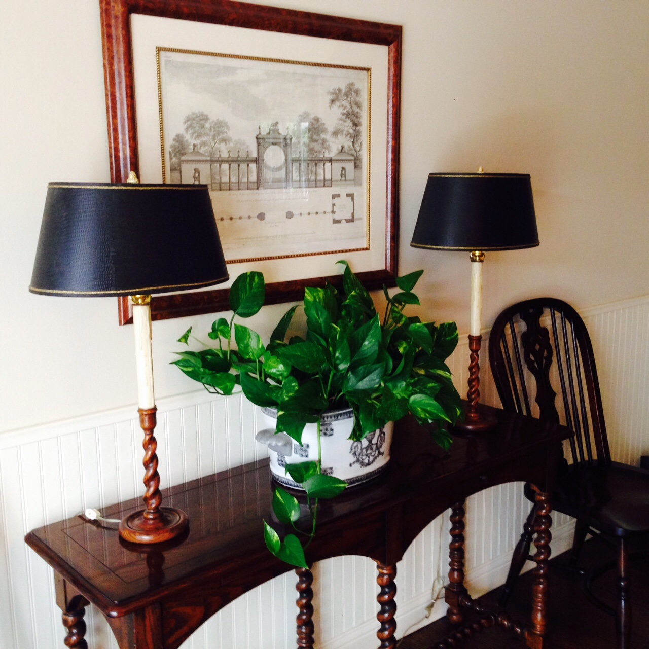 Awesome Dining Room Side Table. Dining Room Side Table Garden Home Party Happy  Birthday Gallery