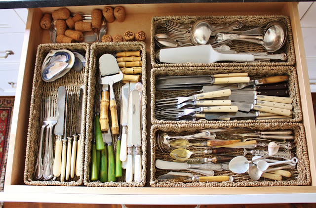 Garden, Home and Party: Organization