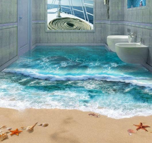 Jardin, maison et partie: salles de bains