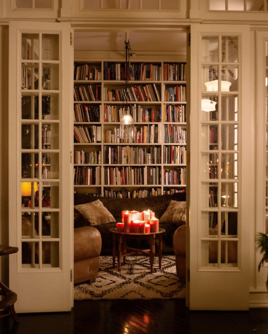 Garden, Home and Party: Will libraries be obsolete?