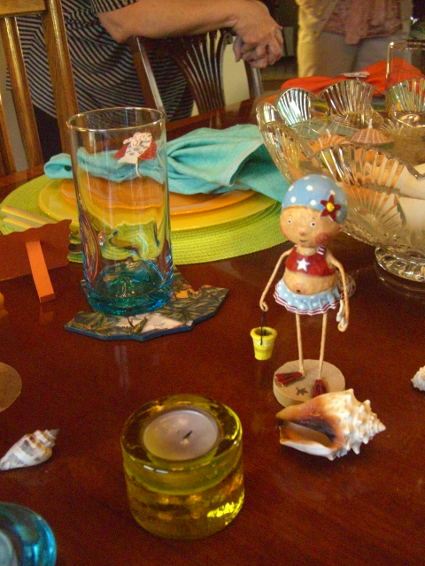 Garden, Home and Party: tablesettings