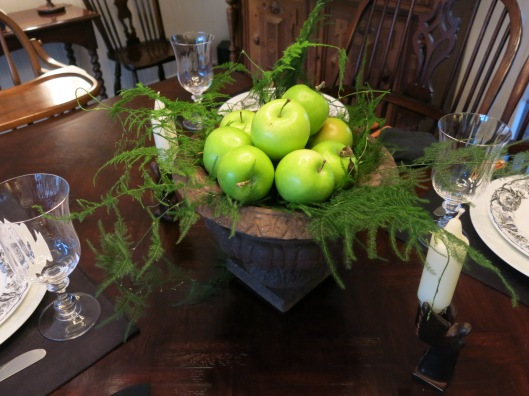 Garden, Home and Party: table setting