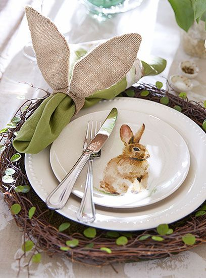 Garden, Home and Party: Easter/Spring