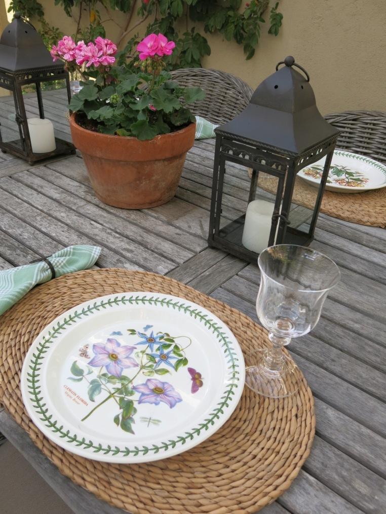 Garden, Home and Party: patio garden, finally