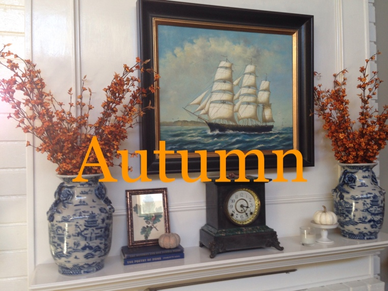 Garden, Home and Party: Autumn Flora